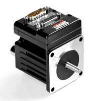 Servo Motor integrates motor, encoder, controller, and amp.