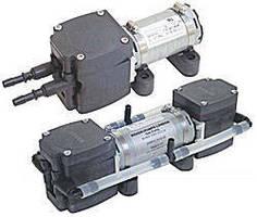 Diaphragm Gas Pump suits high-temperature applications.