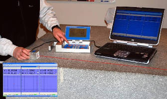 Laser Alignment Tool offers data interface accessory.