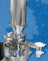 Loss-in-Weight Feeder suits pharmaceutical applications.