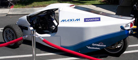Nuvation Engineering Designs Advanced Battery Management System for Electric Vehicles