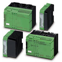 Solid-State Contactors suit motor control applications.