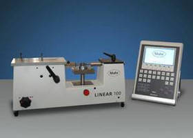 Length Measuring Instrument offers menu-based operation.