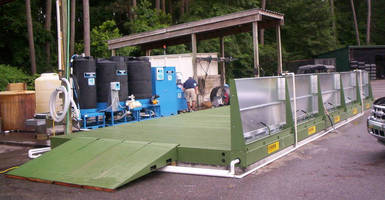 Hydro Engineering Inc. Installs Environmentally Green Turf Equipment Wash Rack