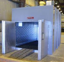 Batch Ovens Used for Drying Pet Treats