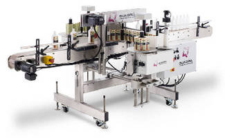 Pressure Sensitive Labeling System-Ideal for up to 150 ppm