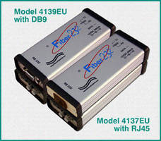 International IT Mgrs: ESL's HP Fiber to RS232 Converters Now Include 2-Pin Euro Power Supplies