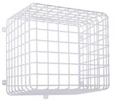 Steel Wire Cage protects equipment from vandals, damage.