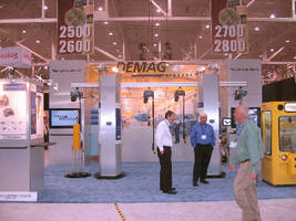 Demag Cranes & Components to Feature Latest Overhead Material Handling Solutions at ProMat - Booth #622