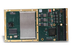 PMC Data Interface Card suits embedded and lab applications.