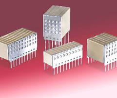 MLCC Capacitors suit tight head room applications.