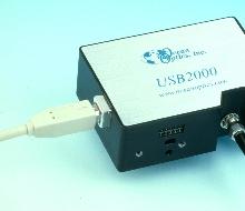 VIS-NIR Spectrometer includes operating software.