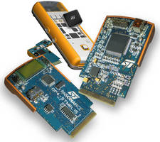 MCU Development Platform accelerates flexible prototyping.