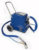 Upholstery/Carpet Cleaners offer small size, maneuverability.