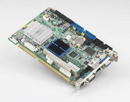 Single Board Computer uses single and dual core processors.