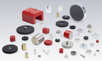 Metric Retaining Magnet Assemblies come in 18 types.