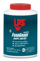 Anti-Seize Lubricant is rated for food contact.