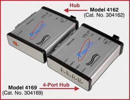 Host and Hub Units extend USB connections up to 500 m.