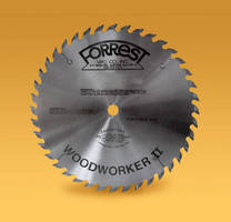 Forrest's Custom Woodworker II Blades Deliver Fast, Clean, Ultra-reliable Dovetail Cuts