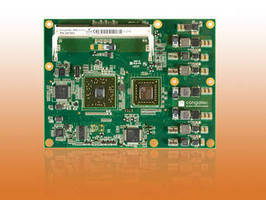 COM Express Module features embedded AMD processor.