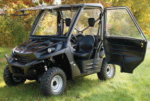 Modular Cab System converts Kawasaki Teryx to open-air ride.