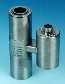 Load Cell is hermetically sealed for harsh environments.