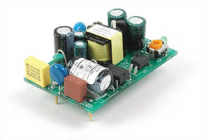 AC-DC Power Supply delivers 6 W.