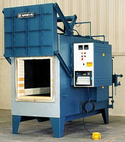 Electrically Box Furnace is used for preheating molds.