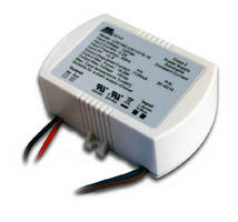 AC-DC LED Driver Power Supplies offer 0-10 V dimming control.
