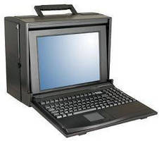 Rugged Portable Computer features 14 in. XGA LCD panel.