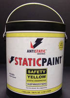 New Static Paint in Safety Yellow Color