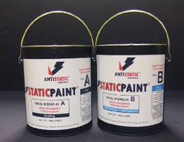 Static Dissipative Paint meets FDA requirements