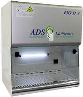 Biological Safety Cabinet features HEPA filtration.