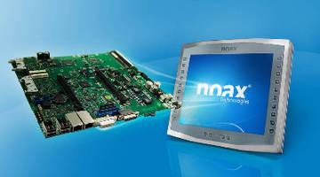 Industrial PCs utilize 1.86 GHz dual-core processor.