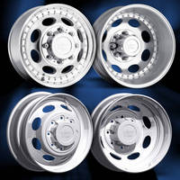 Heavy-Duty Wheels reduce operating expenditure for pickups.