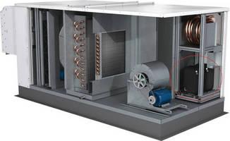 Energy Recovery Ventilators utilize digital scroll compressors.