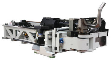 Multi-Stack Tube Bender features all-electric operation.