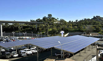 MBMI Goes Green with New Solar Panel Parking Canopy