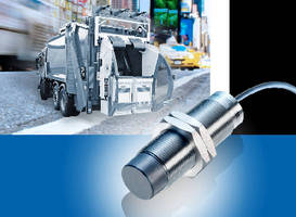 Inductive Sensors are impermeable to harsh outdoor conditions.