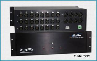 XLR Switches target professional audio equipment.