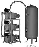 Vacuum Units accommodate liquid and bulk applications.