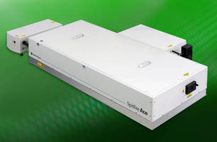 Regenerative Amplifier delivers over 5 W at up to 10 kHz.
