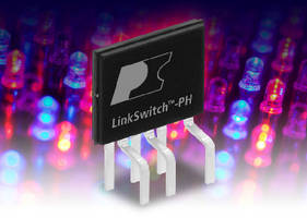LED Driver ICs achieve up to 88% efficiency.