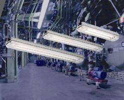 Fluorescent Light Fittings feature explosion-proof design.