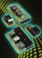Non-Isolated DC/DC Converters offer output currents up to 120 A.