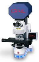 Microspectrophotometer automates UV-visible-NIR Spectroscopy.