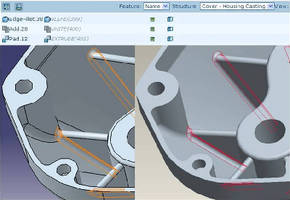 CAD Translation Software offers optimized data exchange.