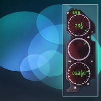Precision Glass & Optics Offers Custom Coatings for Avionic Displays