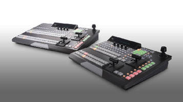 Video Switcher Interface enables control of production server.
