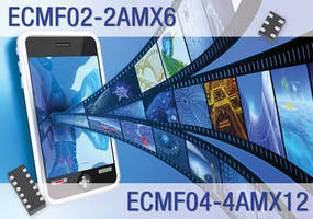 IPADT IC combines common-mode filtering and ESD protection.